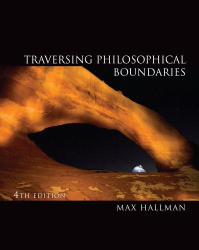 Traversing Philosophical Boundaries  4th 2012 edition cover