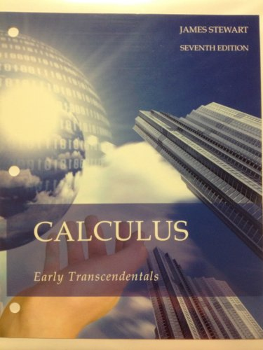 CALCULUS:EARLY TRANS.>CUSTOM<           N/A 9781285113180 Front Cover