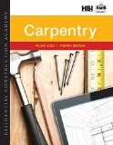 Residential Construction Academy: Carpentry  2015 9781305086180 Front Cover