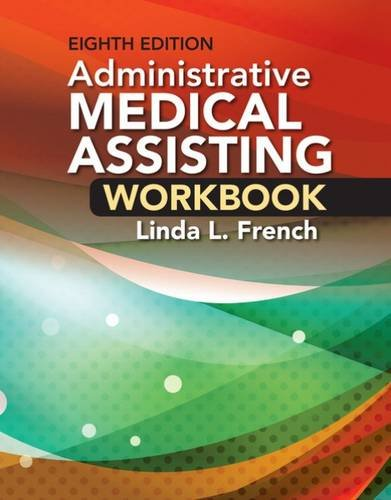 Administrative Medical Assisting:   2017 9781305859180 Front Cover