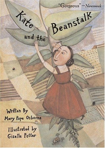 Kate and the Beanstalk   2005 (Reprint) edition cover