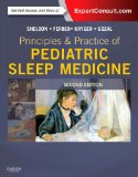 Principles and Practice of Pediatric Sleep Medicine Expert Consult - Online and Print 2nd 2014 edition cover