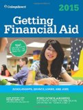 Getting Financial Aid 2015  9th edition cover