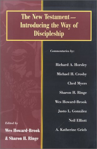 New Testament Introducing the Way of Discipleship  2002 edition cover