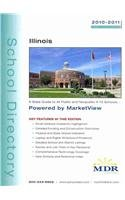 MDR's School Directory Illinois 2010-2011:  2010 edition cover
