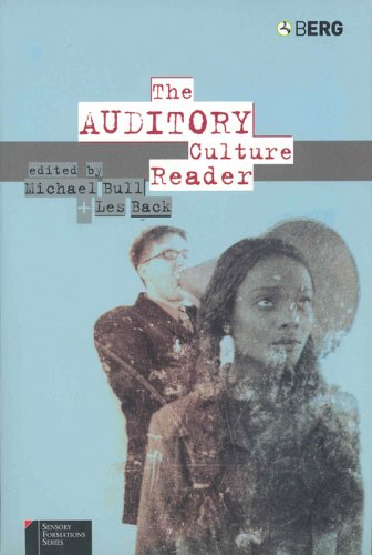 Auditory Culture Reader   2003 edition cover
