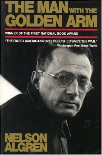 Man with the Golden Arm   1997 edition cover