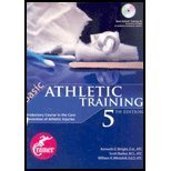 BASIC ATHLETIC TRAINING-W/CD 5th 2008 edition cover
