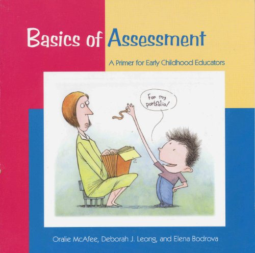 Basics of Assessment A Primer for Early Childhood Educators  2004 edition cover