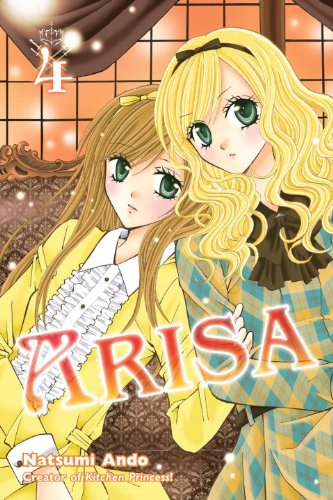 Arisa 4   2015 9781935429180 Front Cover