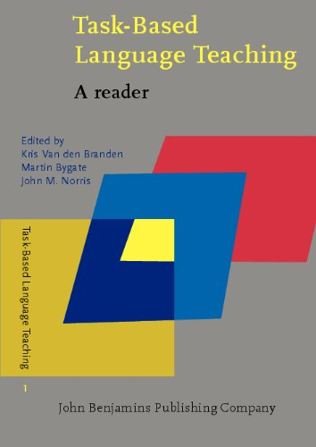 Task-Based Language Teaching A Reader  2009 edition cover