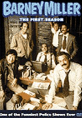 Barney Miller - The First Season System.Collections.Generic.List`1[System.String] artwork
