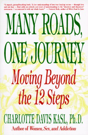 Many Roads One Journey Moving Beyond the 12 Steps N/A edition cover