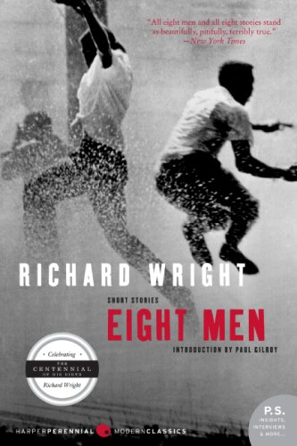 Eight Men  N/A edition cover