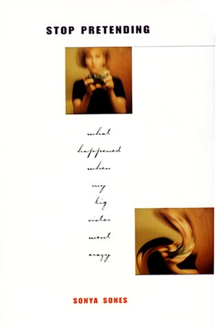 Stop Pretending What Happened When My Big Sister Went Crazy N/A 9780064462181 Front Cover