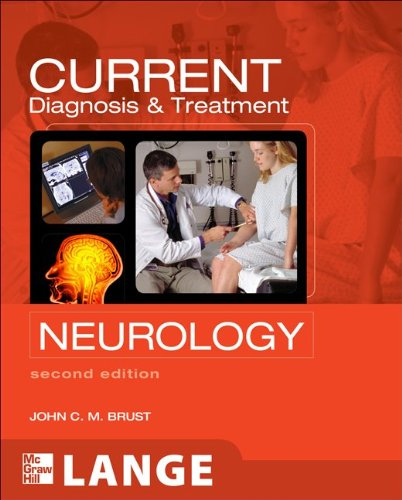 Current Diagnosis and Treatment - Neurology  2nd 2012 edition cover