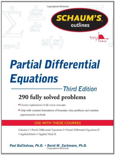 Partial Differential Equations  3rd 2011 (Revised) edition cover