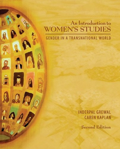 Introduction to Women's Studies Gender in a Transnational World 2nd 2006 (Revised) edition cover