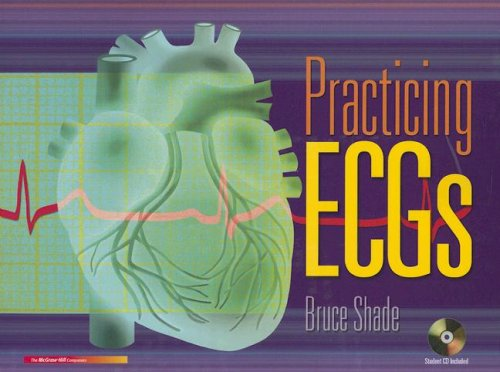 Practicing ECGs   2008 edition cover