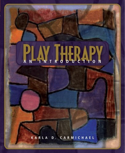 Play Therapy An Introduction  2006 edition cover