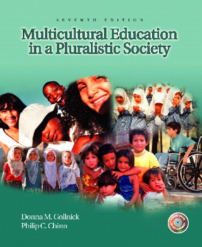 Multicultural Education in a Pluralistic Society and Exploring Diversity Package  7th 2006 9780131555181 Front Cover