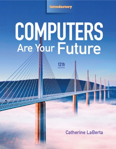Computers Are Your Future, Introductory  12th 2012 edition cover