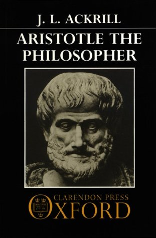 Aristotle the Philosopher   1981 edition cover