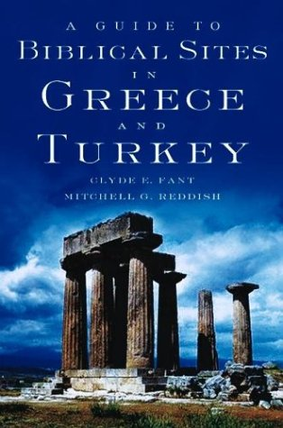 Guide to Biblical Sites in Greece and Turkey   2003 edition cover