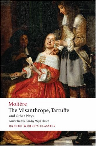 Misanthrope, Tartuffe, and Other Plays   2008 edition cover