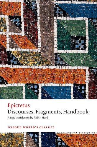 Discourses, Fragments, Handbook   2014 edition cover