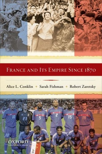 France and Its Empire since 1870   2009 edition cover