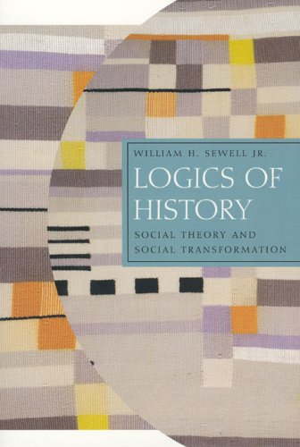 Logics of History Social Theory and Social Transformation  2005 edition cover
