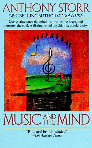 Music and the Mind  N/A edition cover
