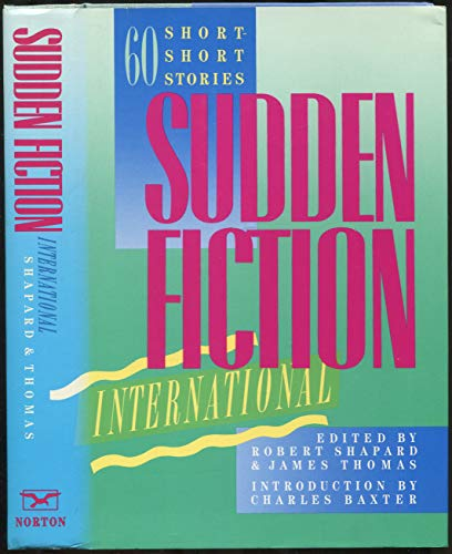 Sudden Fiction International  N/A edition cover