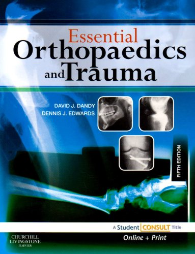 Essential Orthopaedics and Trauma With STUDENT CONSULT Online Access 5th 2009 edition cover