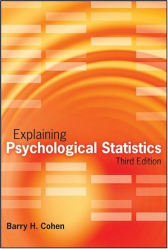 Explaining Psychological Statistics  3rd 2008 (Revised) edition cover