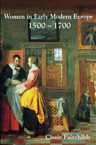 Women in Early Modern Europe, 1500-1700   2007 edition cover