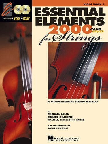 Essential Elements 2000 for Strings  N/A edition cover