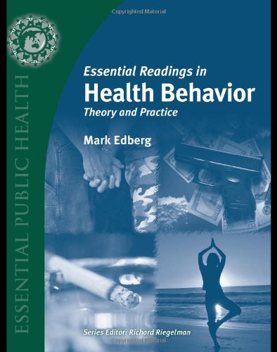 Essential Readings in Health Behavior Theory and Practice  2010 edition cover