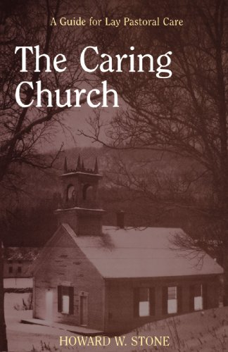 Caring Church Guide for Lay Pastoral Care N/A 9780800626181 Front Cover