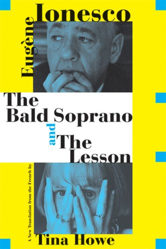 Bald Soprano and the Lesson   2007 9780802143181 Front Cover