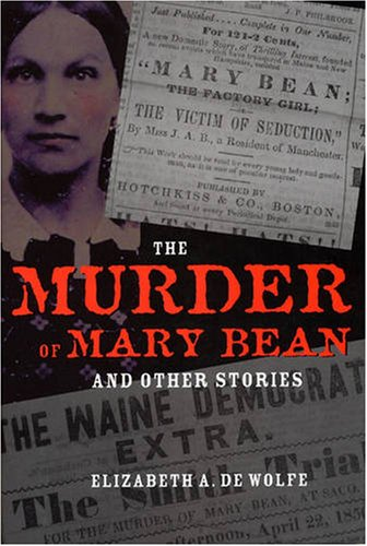 Murder of Mary Bean   2007 edition cover