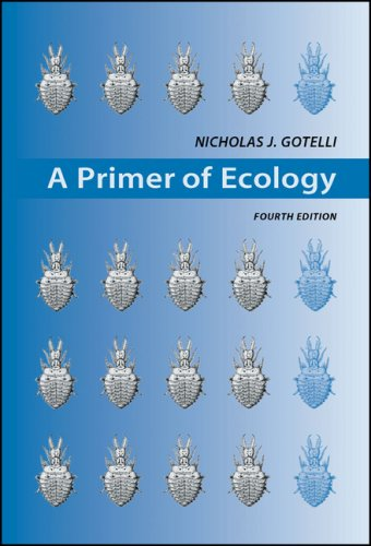 Primer of Ecology  4th 2008 (Revised) edition cover