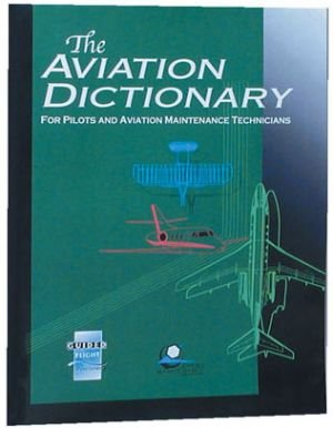 Aviation Dictionary N/A 9780884873181 Front Cover
