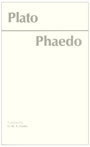 Phaedo  N/A edition cover