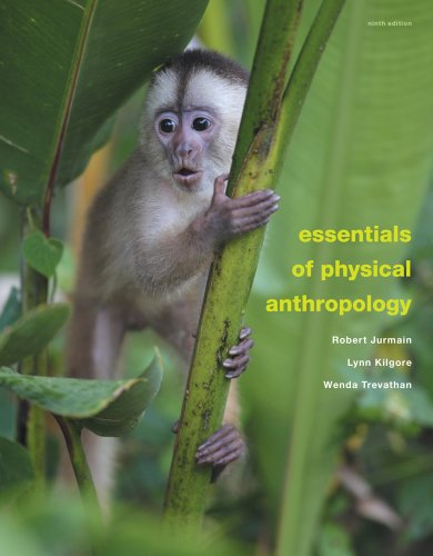 Essentials of Physical Anthropology  9th 2013 9781111837181 Front Cover