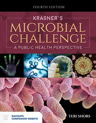 Krasner's Microbial Challenge: a Public Health Perspective  4th 2020 (Revised) 9781284139181 Front Cover