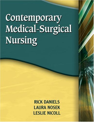 Contemporary Medical-Surgical Nursing   2007 9781401837181 Front Cover