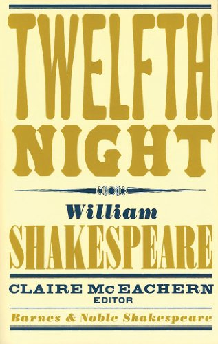 Twelfth Night   2006 edition cover