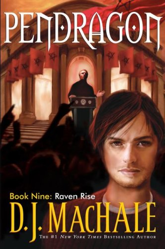 Raven Rise   2008 edition cover